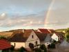 Regenbogen über Sittendorf