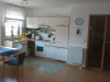 Küche und Essplatz der Fewo Bennungen