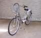 Ein Leih-Fahrrad