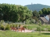 Terrasse mit Kyffhäuser