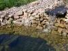 Fischteich mit Bachlauf