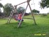 Spielplatz mit Kindern