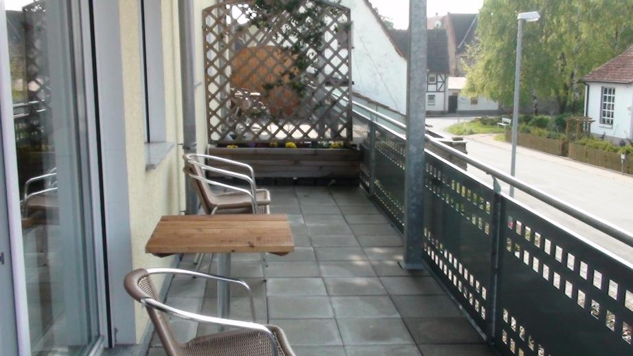 Ferienwohung mit Terrasse
