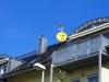 Solaranlagen auf dem Dach