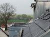 Aussicht vom Balkon der Fewo Kyffhausen