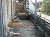 Terrasse der Fewo Rossla in Südlage